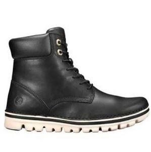Timberland Brookton Leather Boots NIB Sz 8